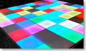 Thumbnail of LED funky disco dance floor